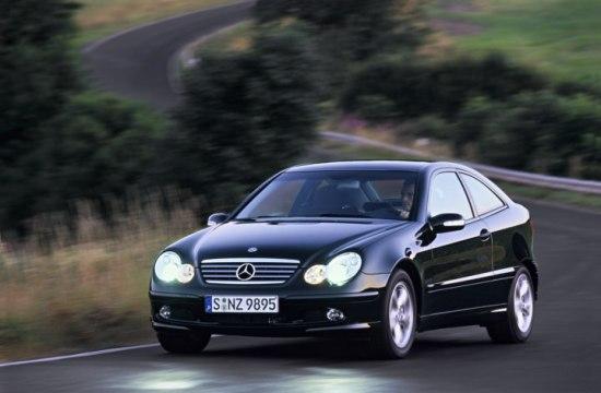 Automotive Trends 187 2003 Mercedes Benz C230 Kompressor