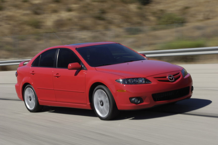 2006 Mazda MPV and Mazda6 5-door   Automotive Trends