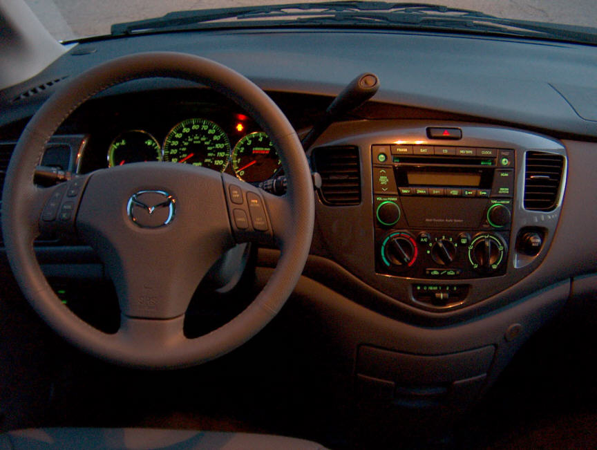 2006 Mazda MPV and Mazda6 5-door | Automotive Trends