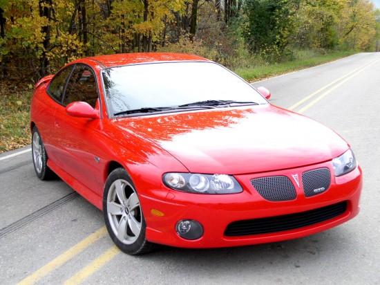 Automotive Trends 187 2004 Pontiac Gto
