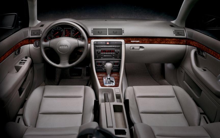 automotive trends 2004 audi a4. Black Bedroom Furniture Sets. Home Design Ideas