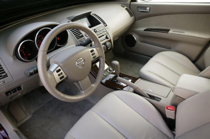 automotive trends 2005 nissan altima. Black Bedroom Furniture Sets. Home Design Ideas