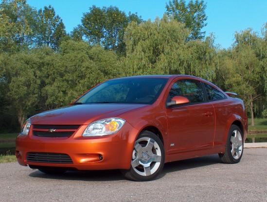 Automotive Trends  2006 Chevrolet Cobalt SS
