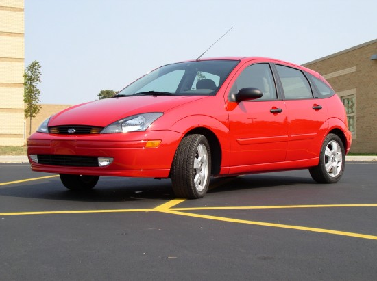 Automotive Trends 2003 Ford Focus Zx5