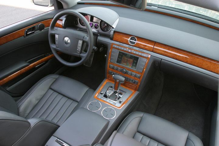 Automotive Trends » 2004 Volkswagen Phaeton W12