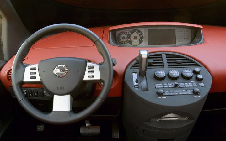 Automotive Trends 2004 Nissan Quest
