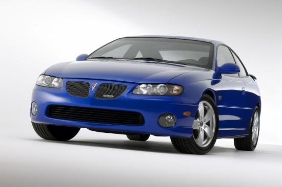 Automotive Trends 187 2004 Pontiac Gto Vs Holden Monaro